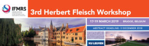 Herbert Fleisch Workshop, 17-19 March 2019, Brugge